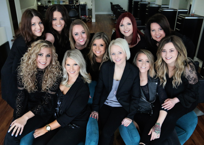 Adara Salon Spa Team